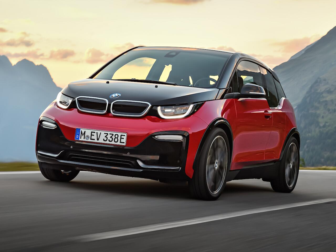 Bild zu BMW i3S