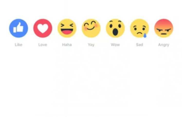 Bild zu Facebook Buttons