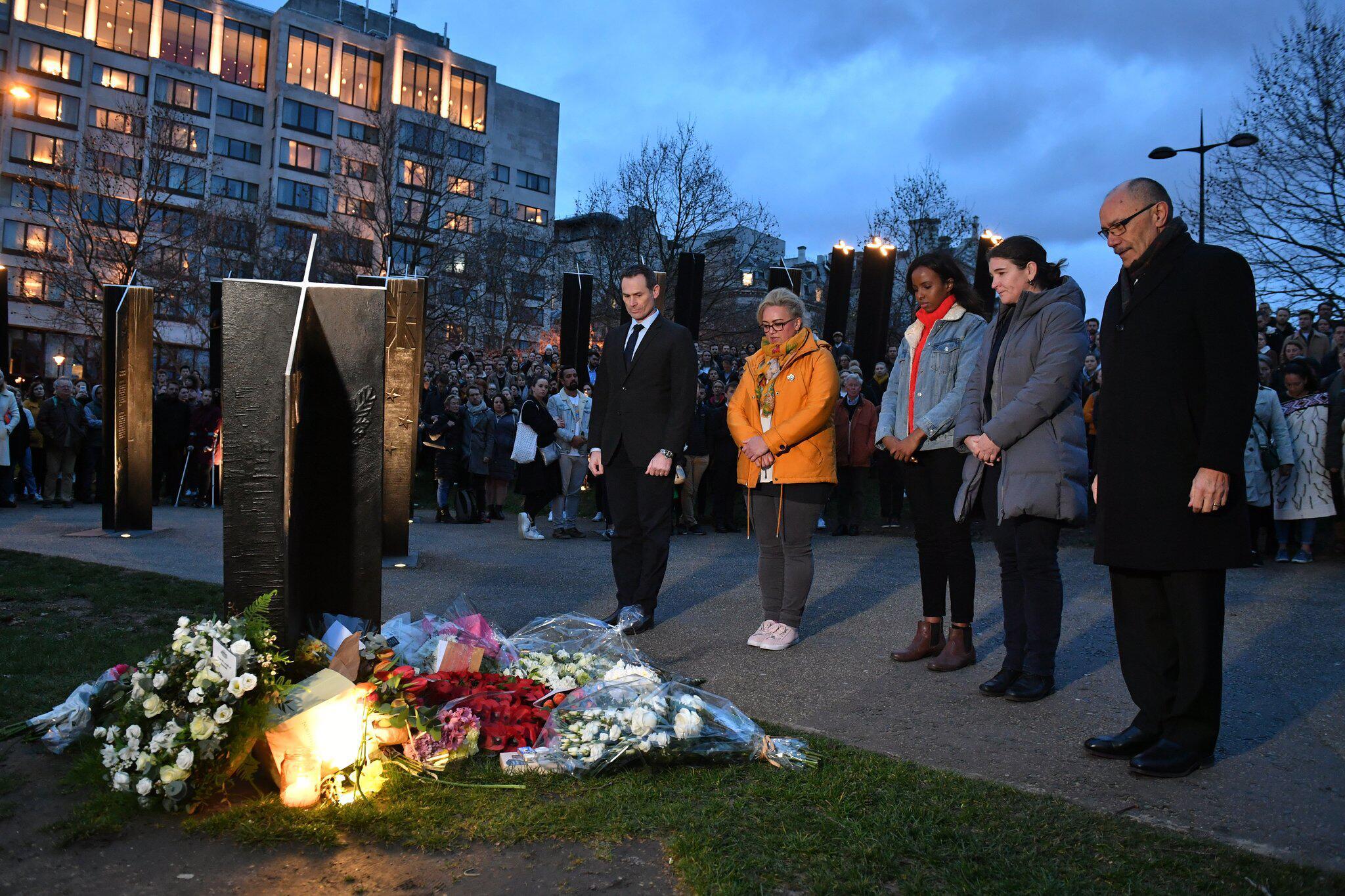 Bild zu Nach Angriff auf Moscheen in Neuseeland