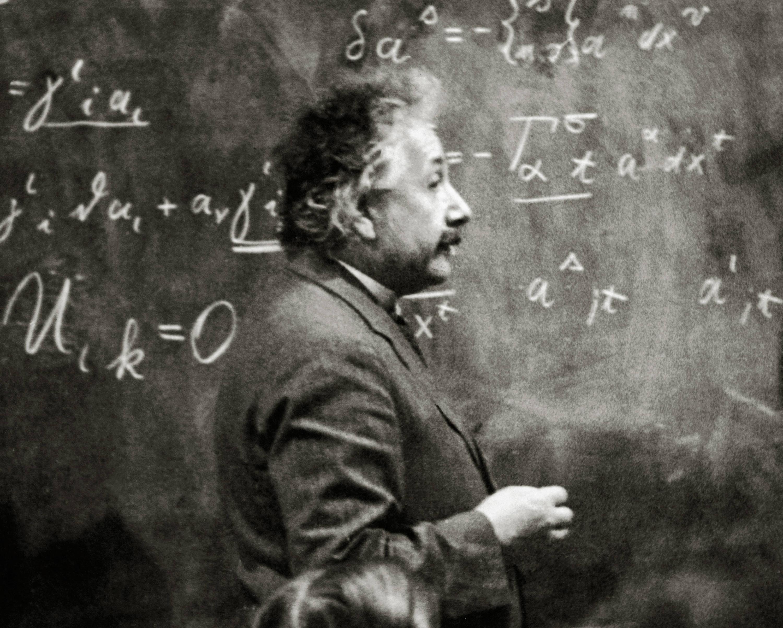Bild zu Albert Einstein