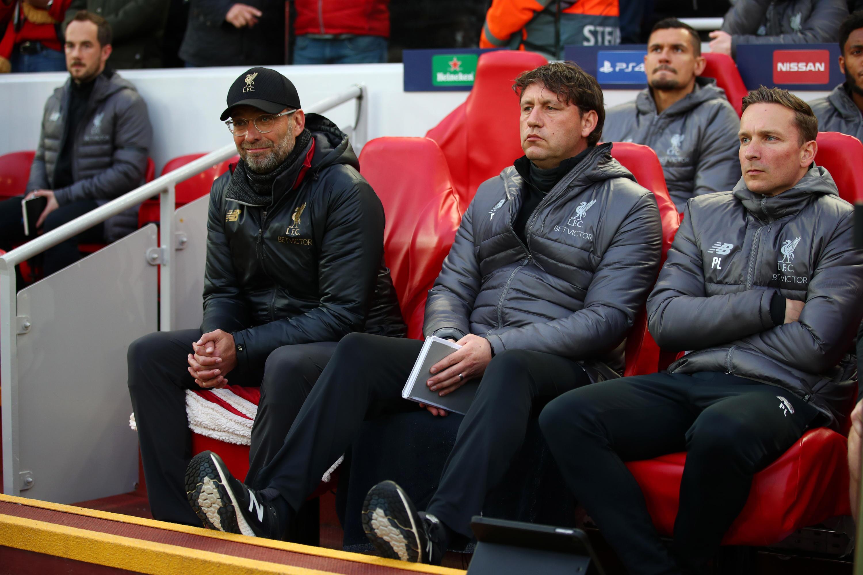 Bild zu FC Liverpool, FC Barcelona, Champions League, Halbfinale, Trainer, Bank, Jürgen Klopp