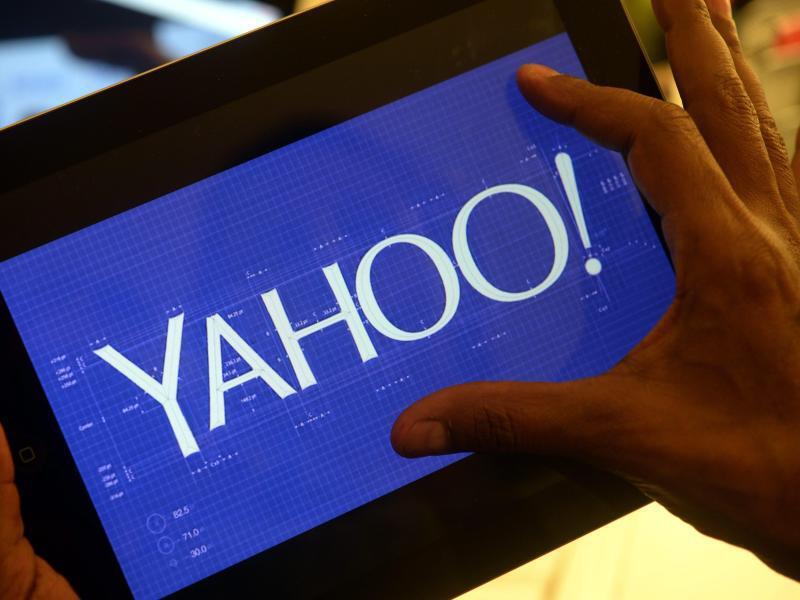 Bild zu Yahoo