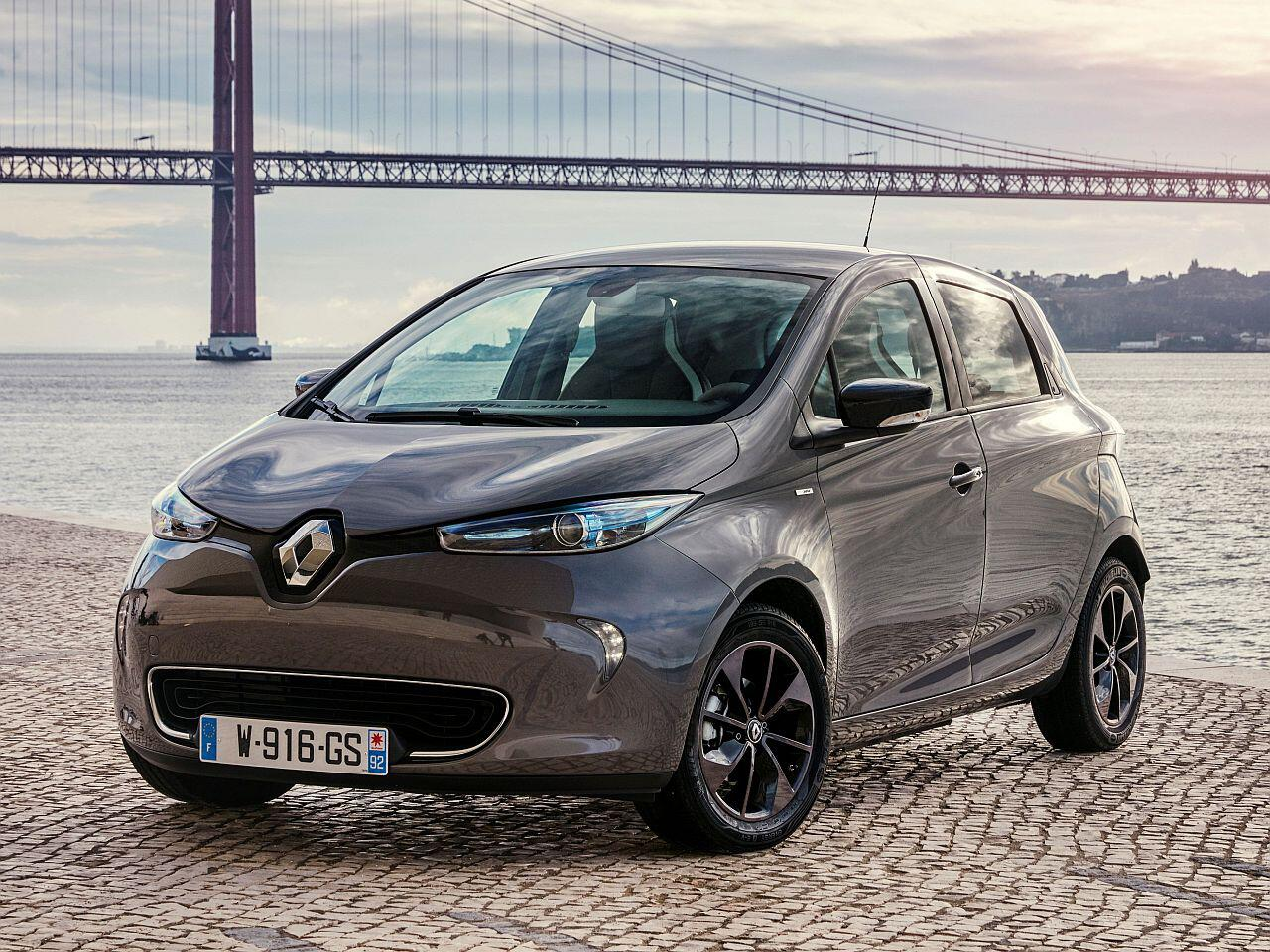 Bild zu Renault Zoe