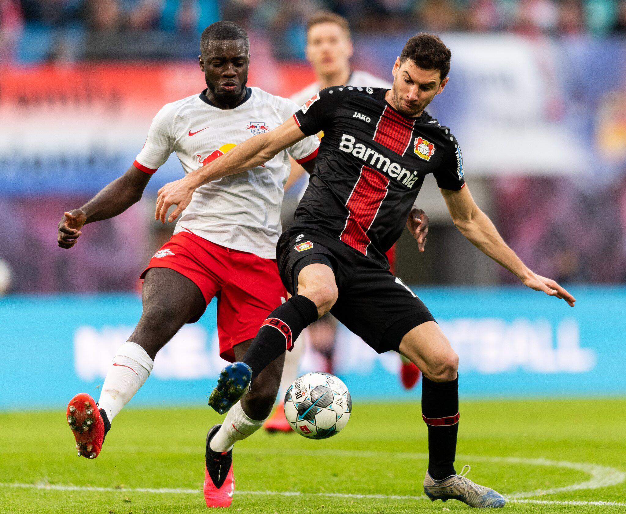 Bild zu RB Leipzig - Bayer 04 Leverkusen