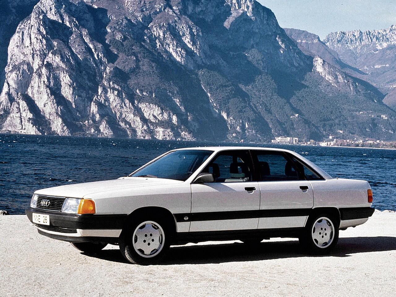 Bild zu Audi 100 von 1990