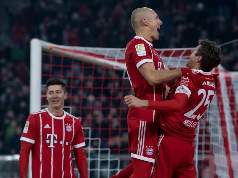 Bild zu Bayern München - FC Schalke 04