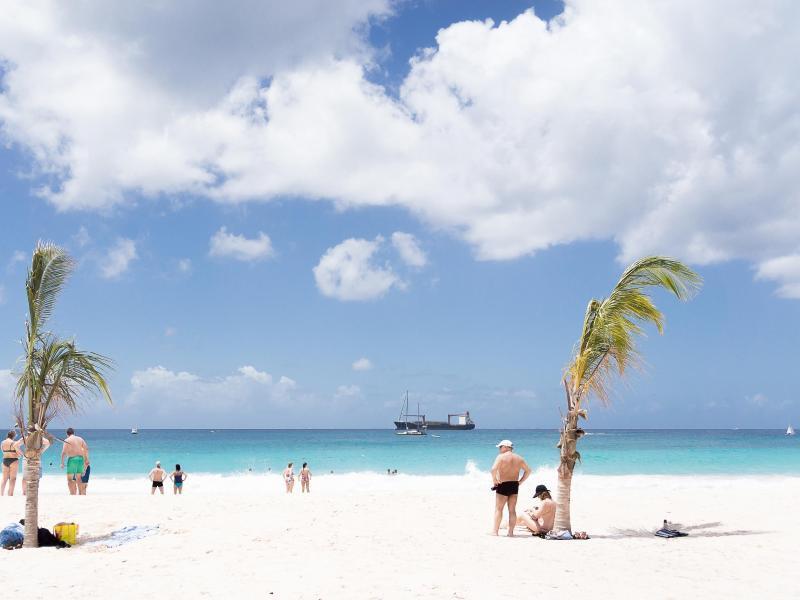 Bild zu Strand von Barbados