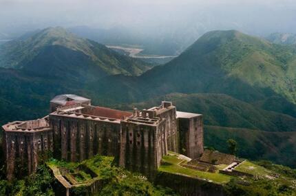 Haitis Zitadelle