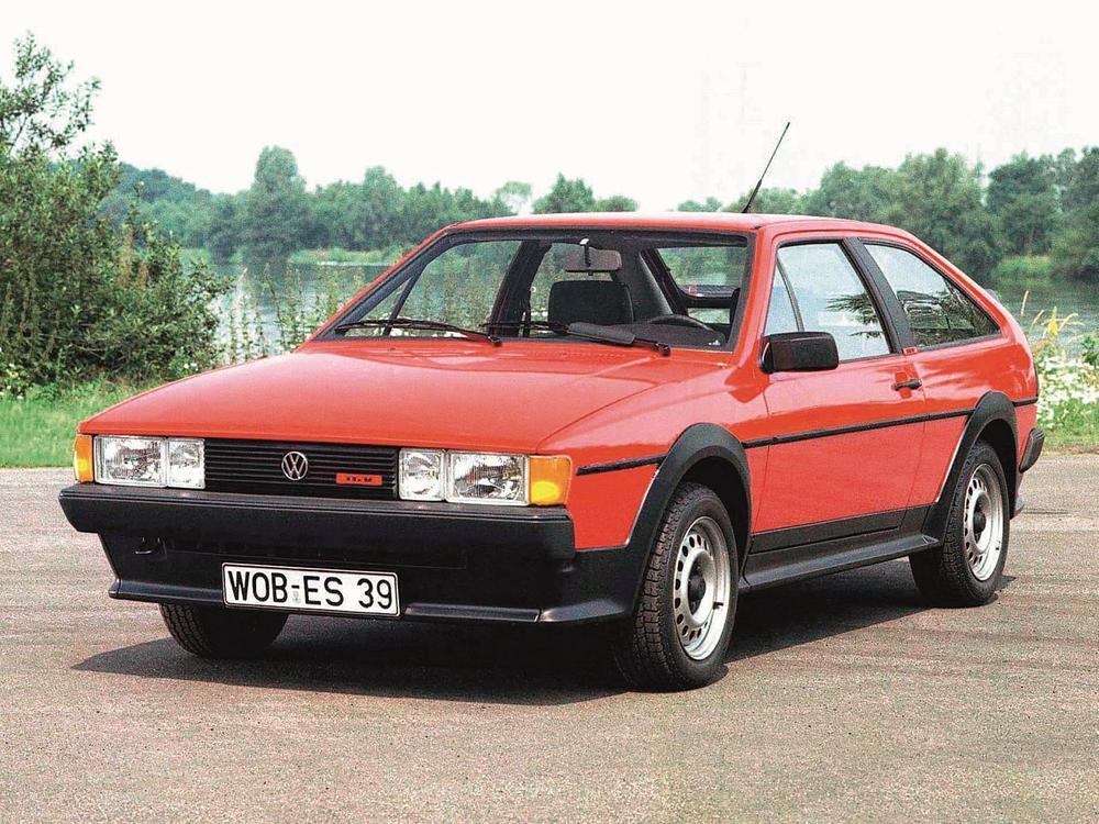 Bild zu VW Scirocco II