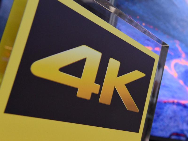 Bild zu 4K-Auflösung