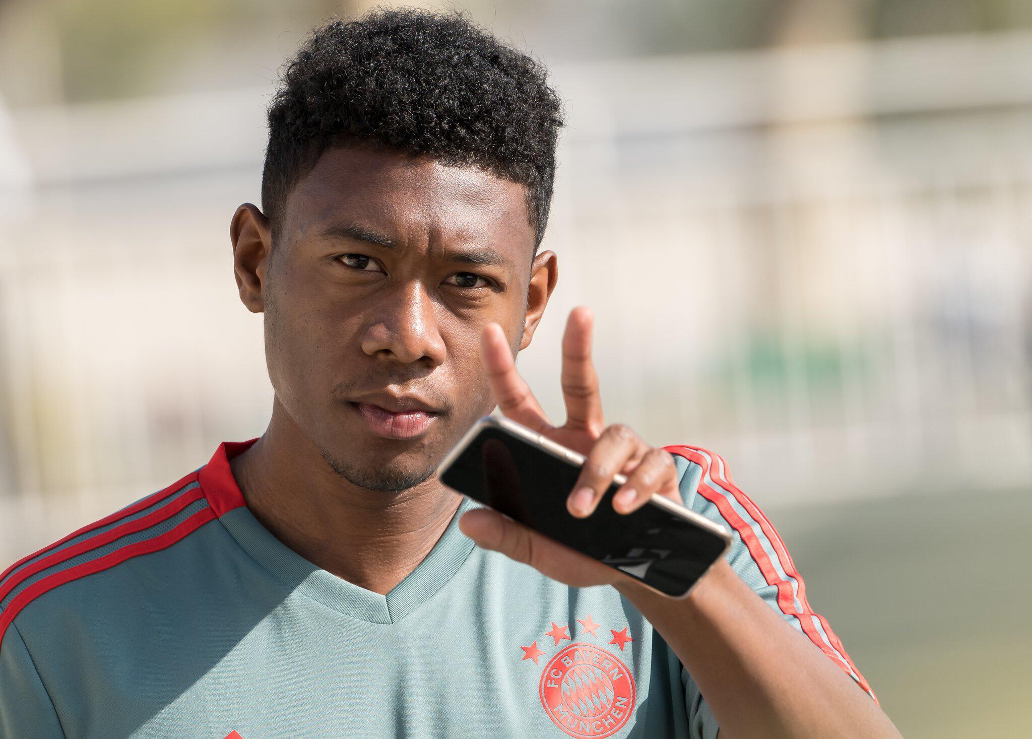 Bild zu Trainingslager FC Bayern München in Doha