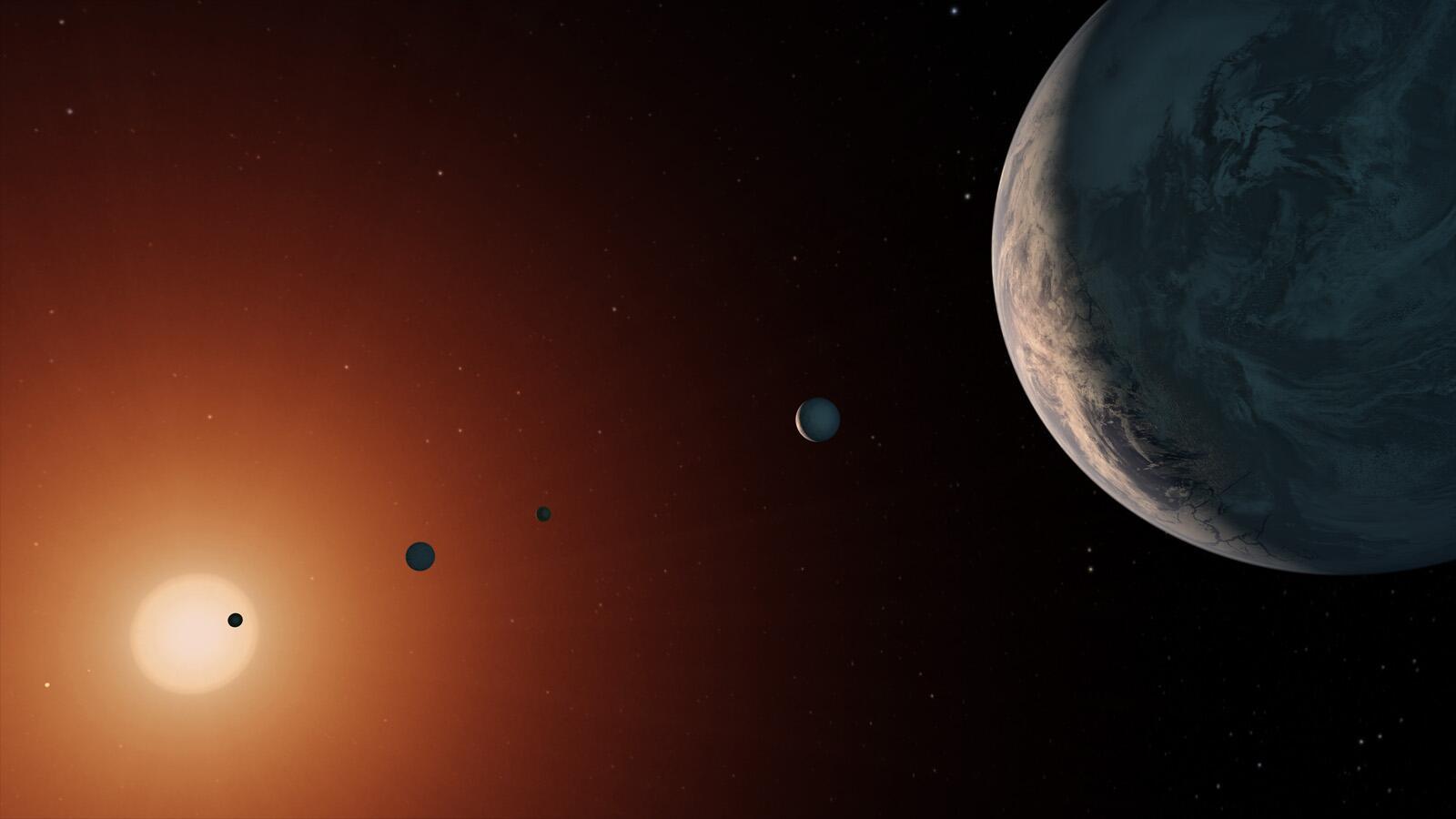 Bild zu NASA