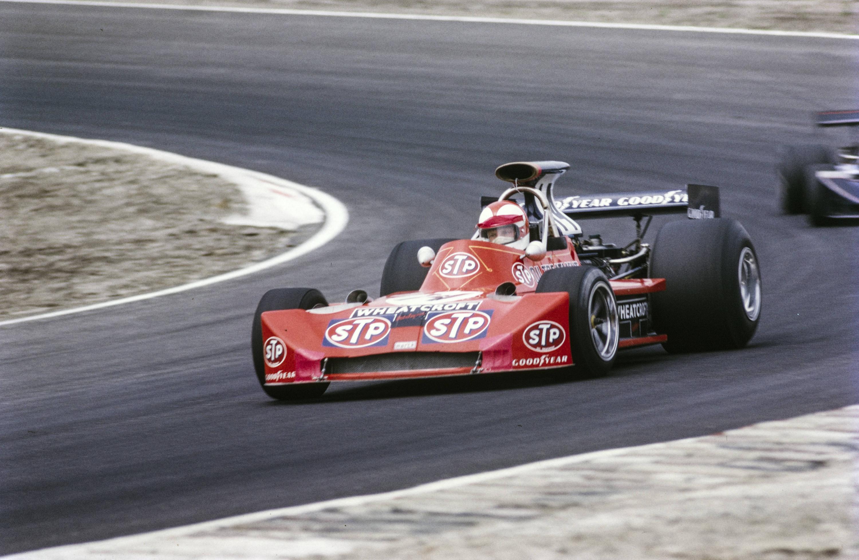 Bild zu Roger Williamson, Formel 1, Zandvoort, Niederlande, March-Ford, 1973