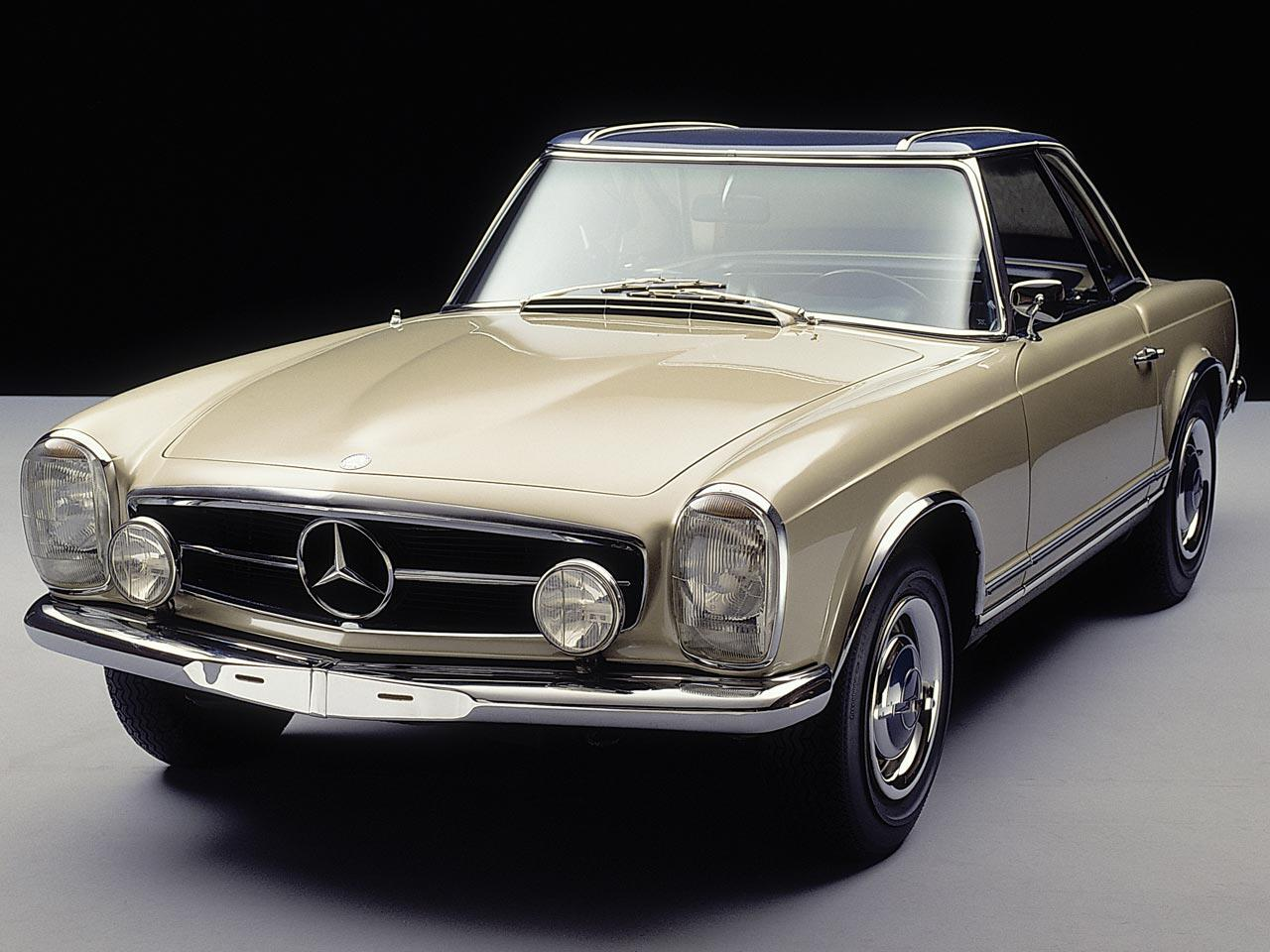 Bild zu Mercedes-Benz Typ 230 SL (W113)