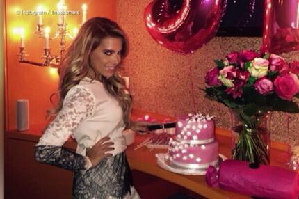 Sweet 37: So feiert Sylvie Meis Geburtstag