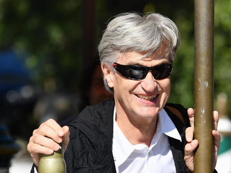 Bild zu Filmfest Venedig - Wim Wenders