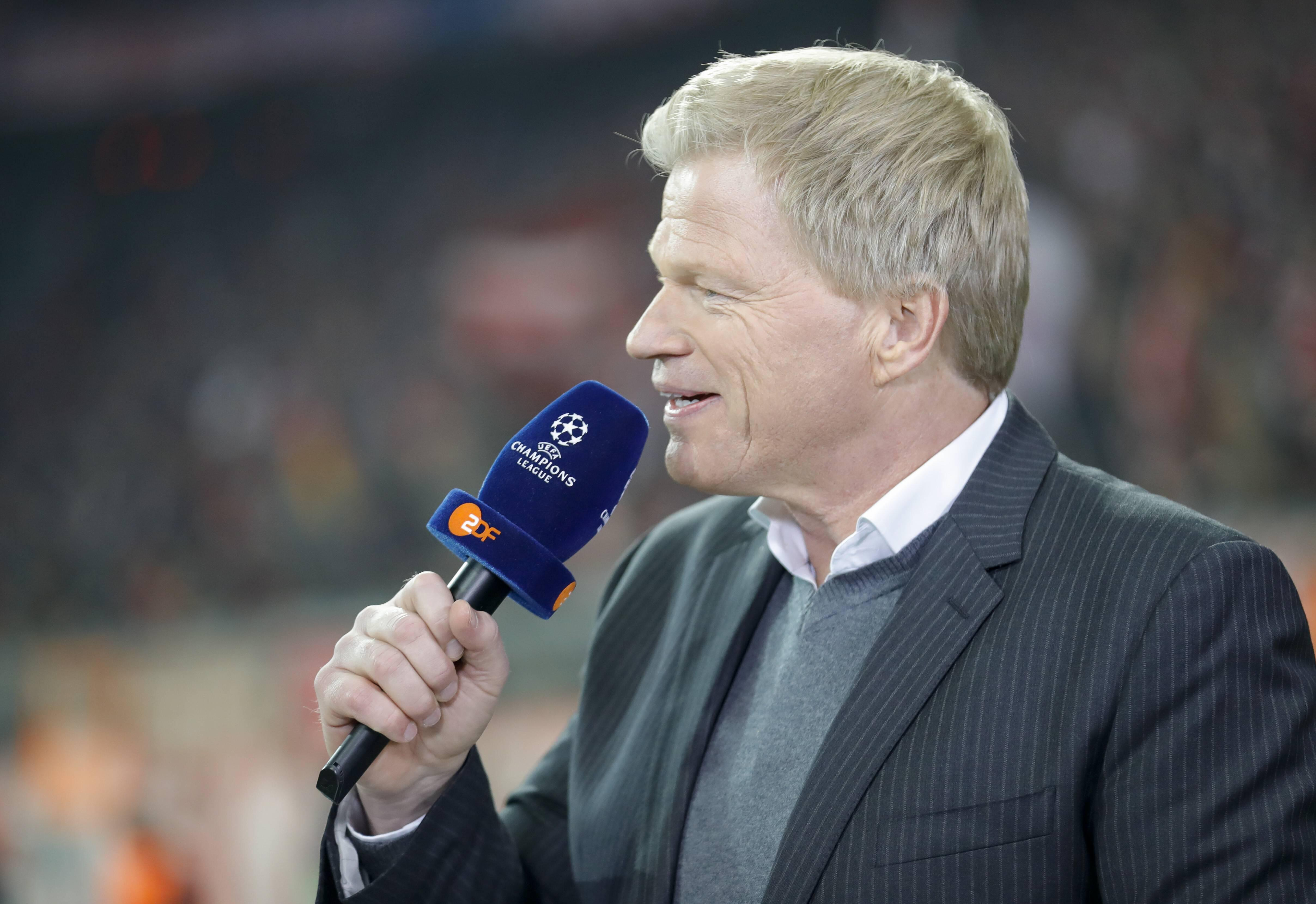 Bild zu Oliver Kahn, Sportdirektor, FC Bayerrn München