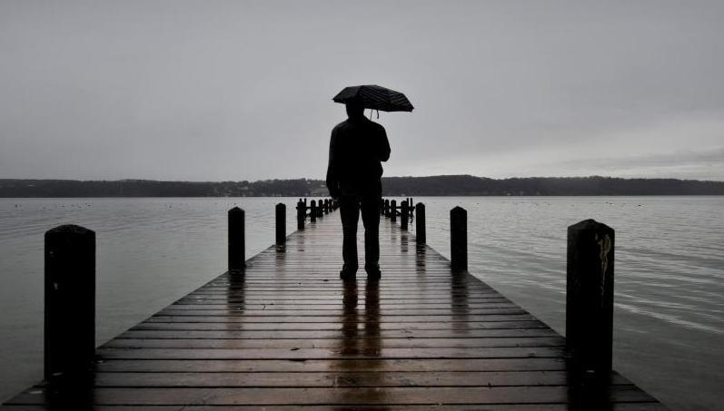 Bild zu Depression