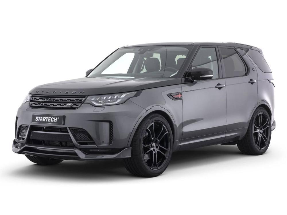 Bild zu Land Rover Discovery von Startech
