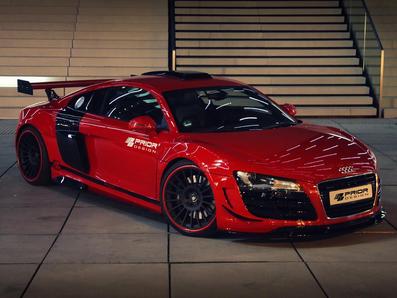 Bild zu Audi R8 von Prior Design