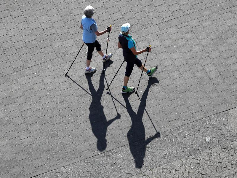 Bild zu Nordic Walking