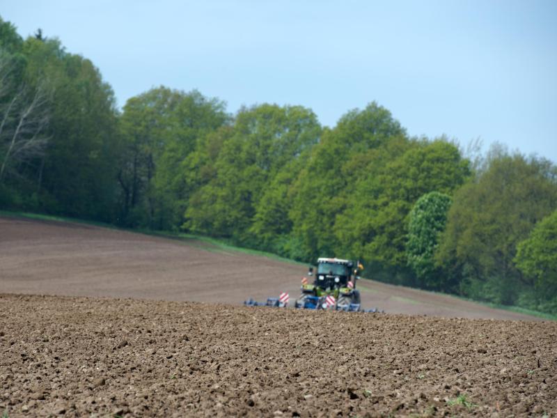 Bild zu Ackerbau zu Zeiten des Klimawandels