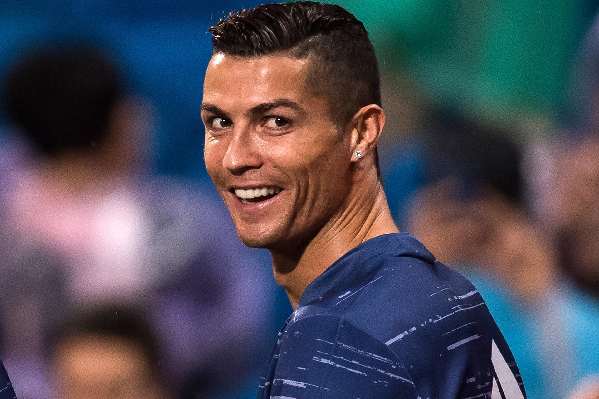 Bild zu Cristiano Ronaldo, CR7