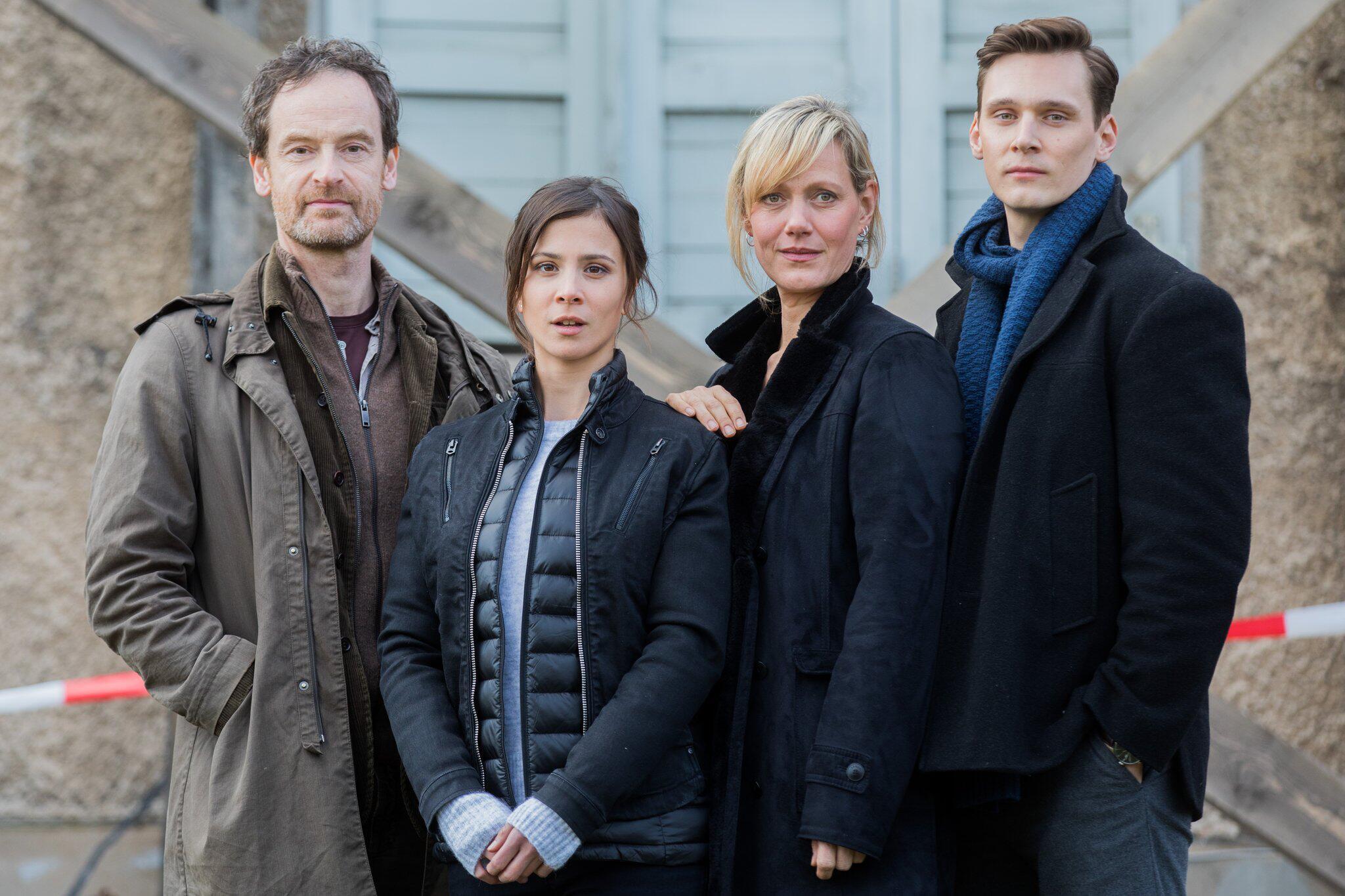 Bild zu Tatort Dortmund, Jörg Hartmann, Aylin Tezel, Anna Schudt, Rick Okon