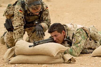 Waffenausbildung