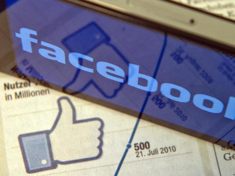 Facebook Seitenbesucher