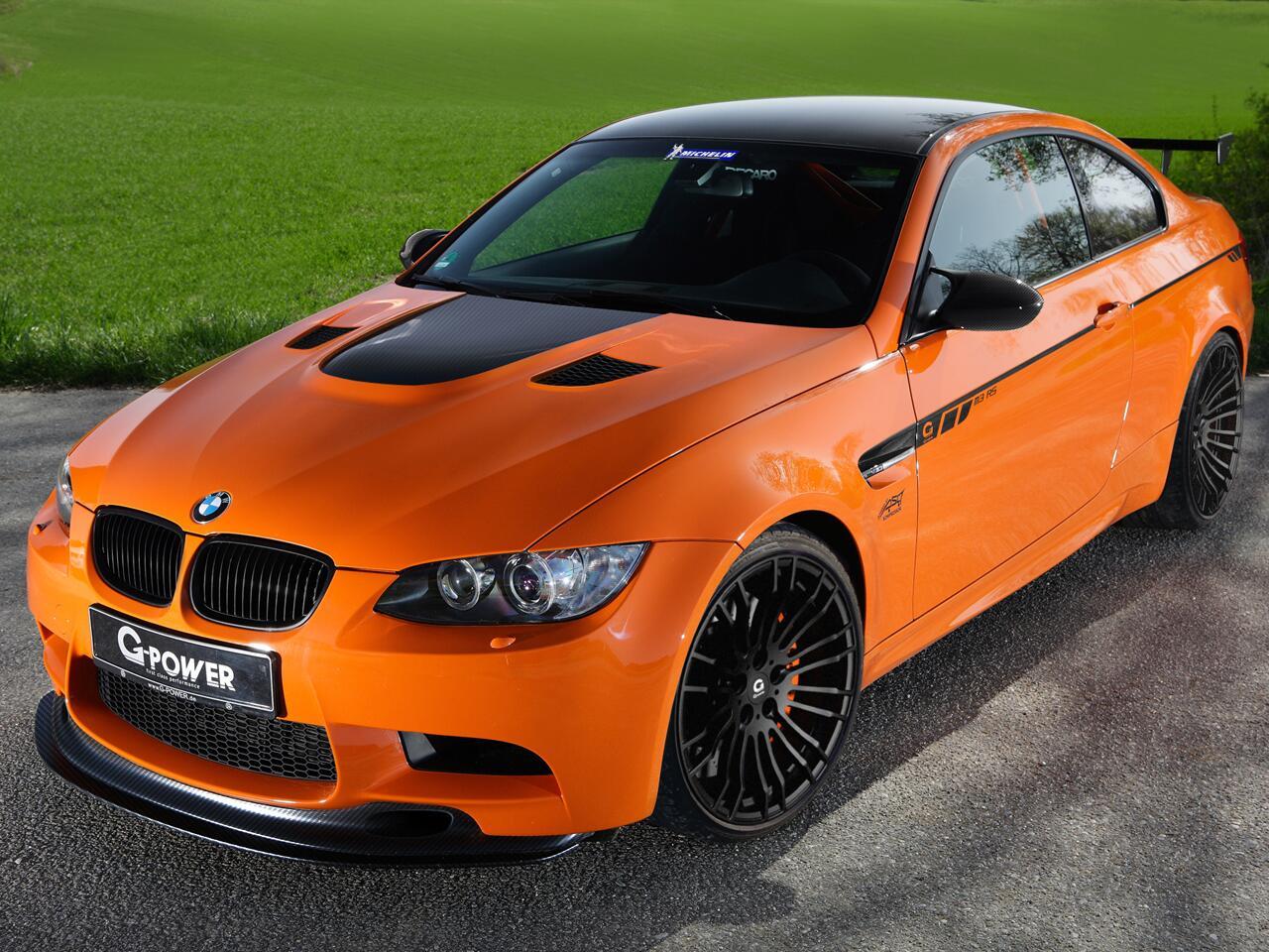 Bild zu BMW M3 von G-Power