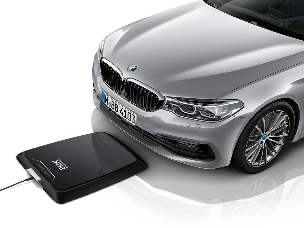 Bild zu Lademodul von BMW