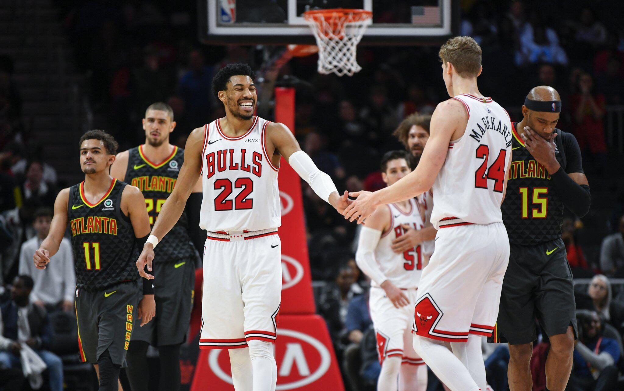 Bild zu Atlanta Hawks, Chicago Bulls