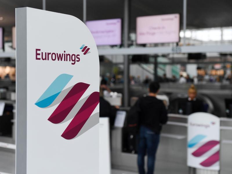 Bild zu Eurowings-Flüge fallen aus