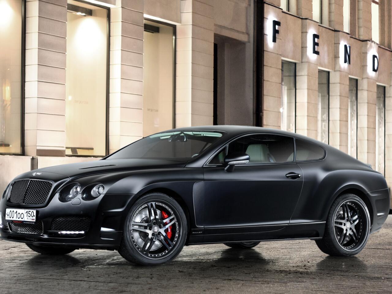Bild zu Bentley Continental GT Bullet von Top Car