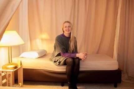 Schlafstudio für Powernapper in Berlin