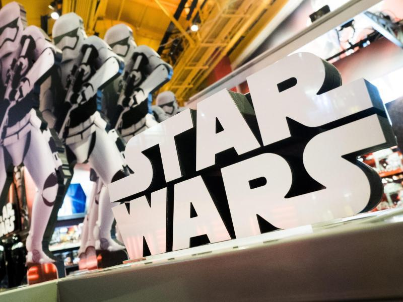 Bild zu «Star-Wars»-Schriftzug