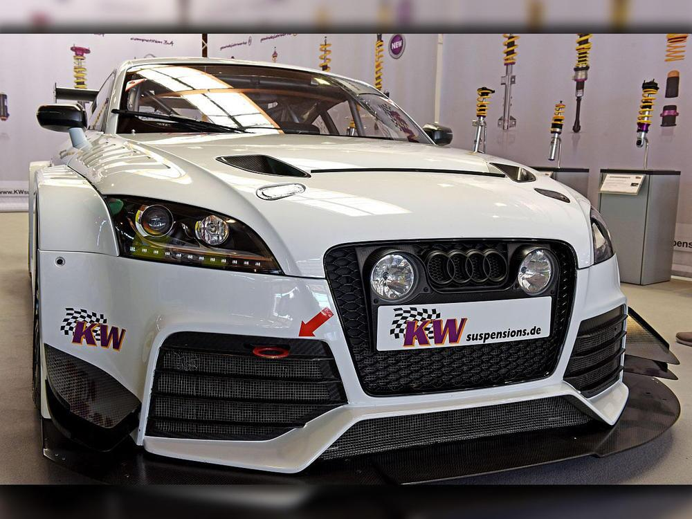 Bild zu Audi TT Cup 2015 made by KW