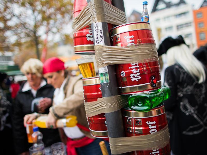 Bild zu Karneval und Alkohol