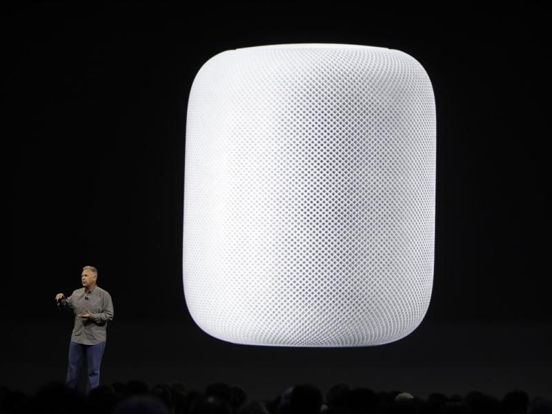 Bild zu HomePod von Apple