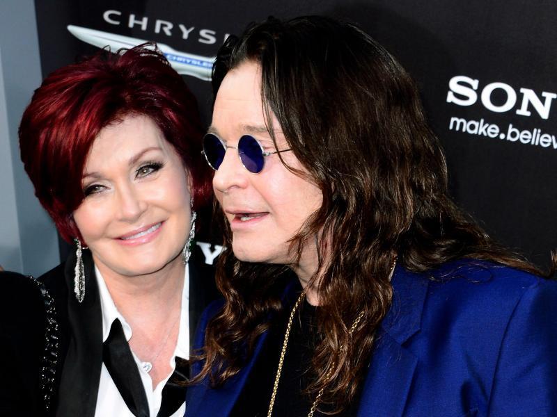 Bild zu Sharon und Ozzy Osbourne