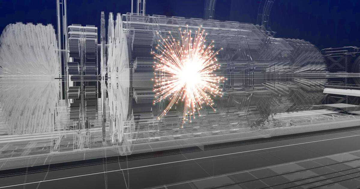 Schweiz Teilchenbeschleuniger