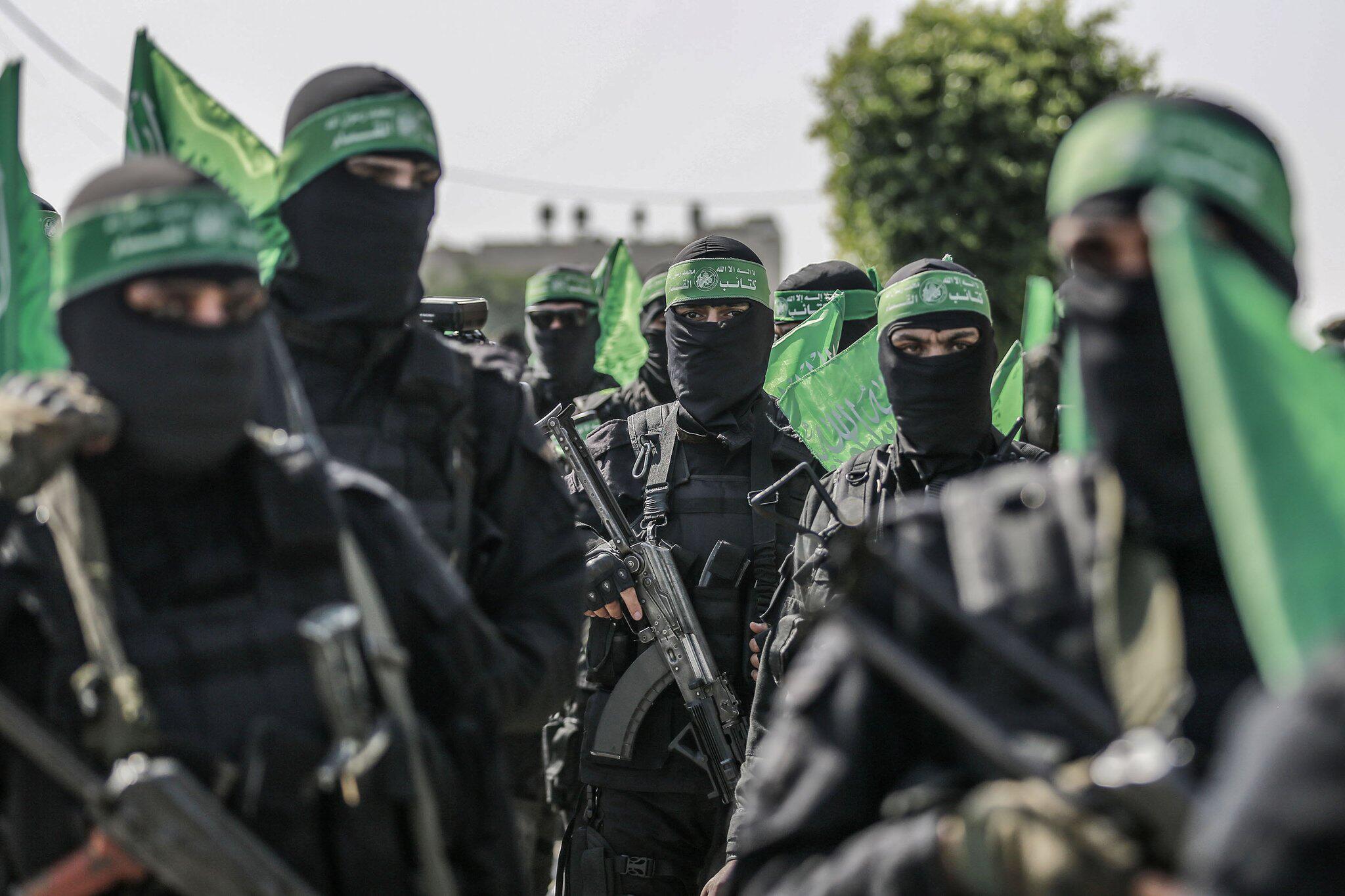 Bild zu Kassam-Brigaden halten anti-israelische Militärparade ab
