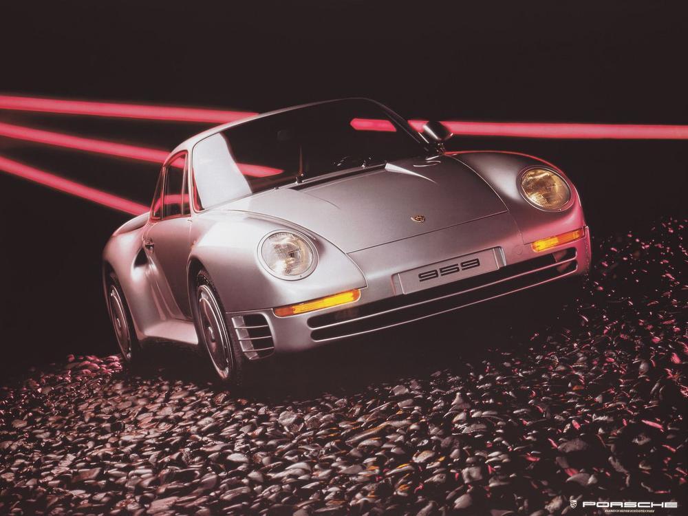 Bild zu Porsche 959