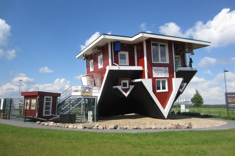 Bilder Mit Häusern reise schmankerl teil 2 diese häuser stehen kopf gmx at