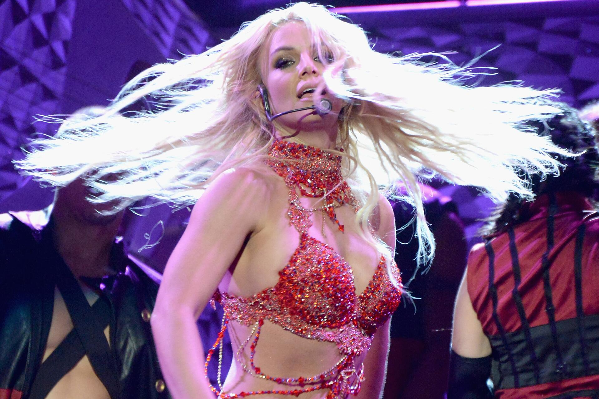 Bild zu Britney Spears, Comeback