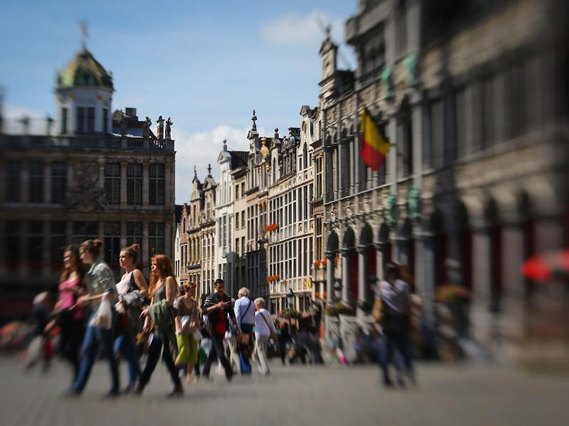 Bild zu Großer Platz in Brüssel