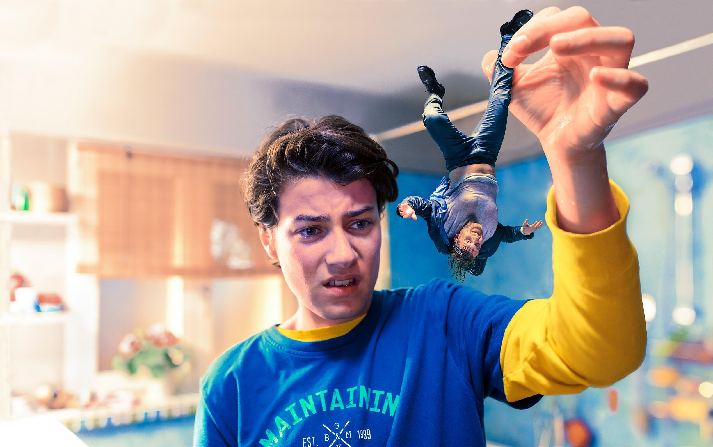 """Bild zu """"Hilfe, ich hab meine Eltern geschrumpft"""". Kinostart: 18. Januar 2018"""