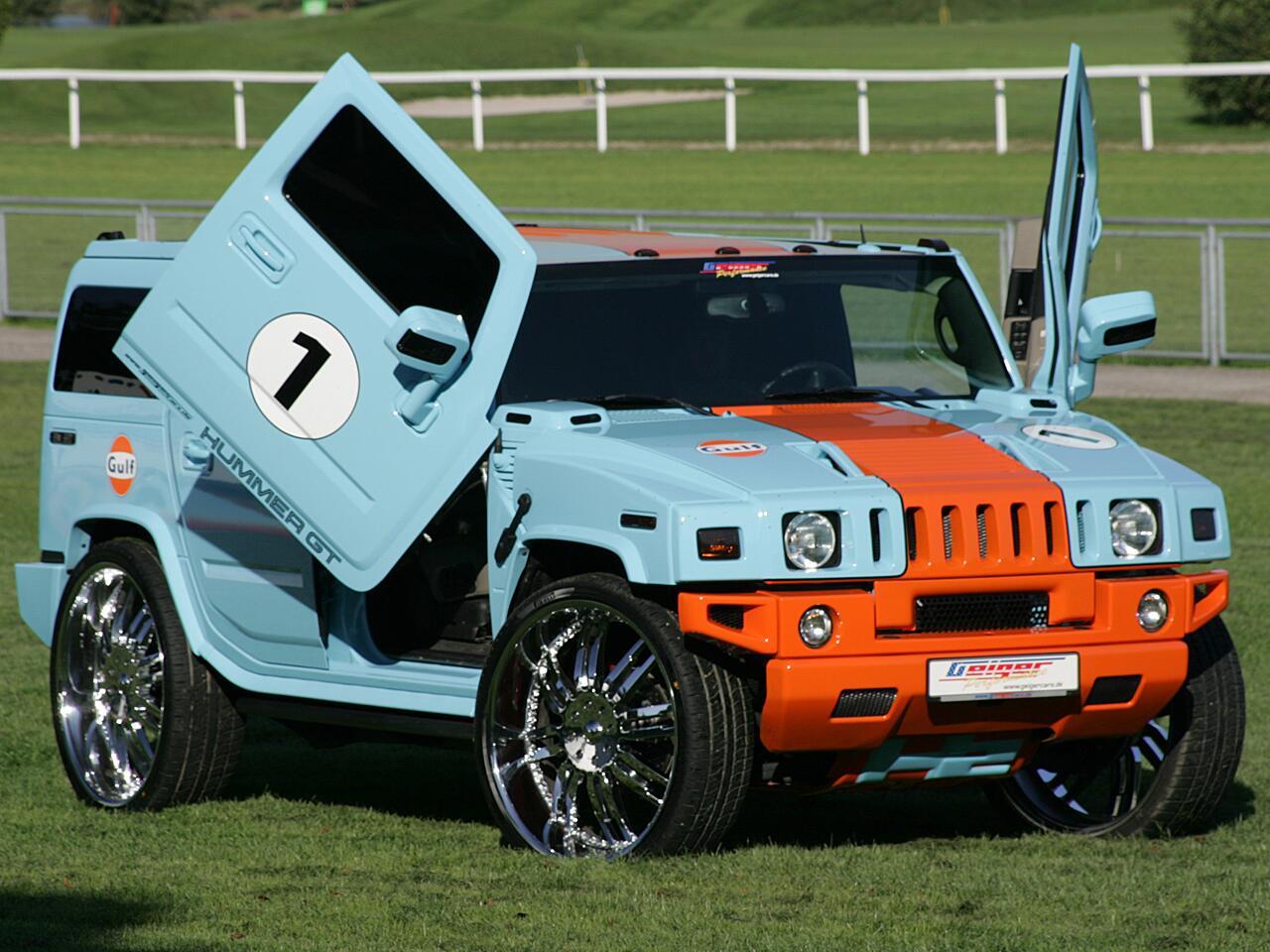 Bild zu Hummer GT von Geigercars