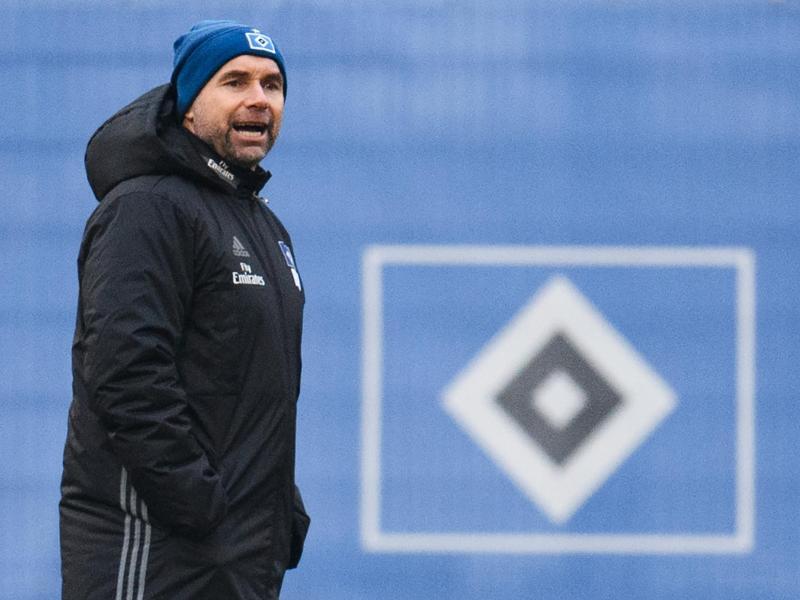 Bild zu HSV-Trainer